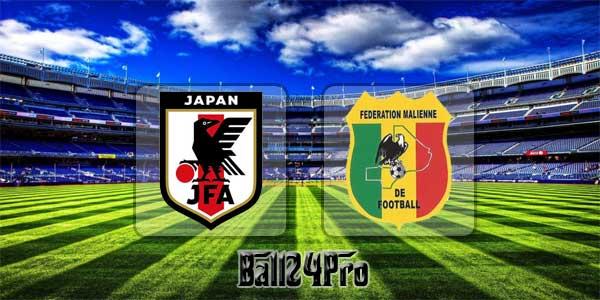 ไฮไลท์ฟุตบอล กระชับมิตร ญี่ปุ่น 1-1 มาลี 23-3-2018
