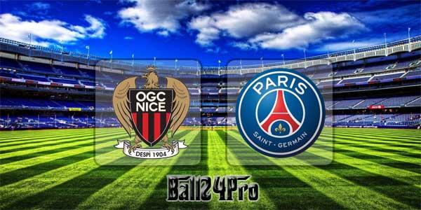 ดูบอลย้อนหลัง ลีกเอิง นีซ vs ปารีส แซงต์แชร์กแมง 18-3-2018
