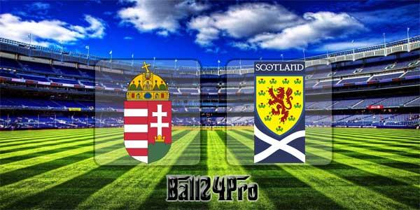 ไฮไลท์ฟุตบอล กระชับมิตร ฮังการี 0-1 สกอตแลนด์ 27-3-2018