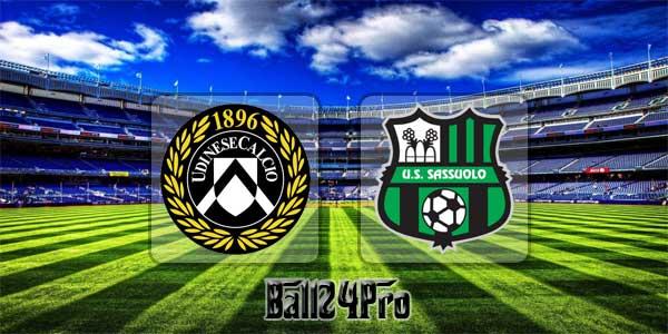 ไฮไลท์ฟุตบอลเซเรียอา อูดิเนเซ่ 1-2 ซาสซูโอโล่ 17-3-2018