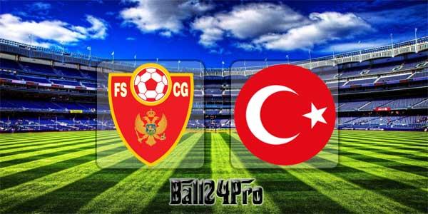 ไฮไลท์ฟุตบอล กระชับมิตร มอนเตเนโกร 2-2 ตุรกี 27-3-2018