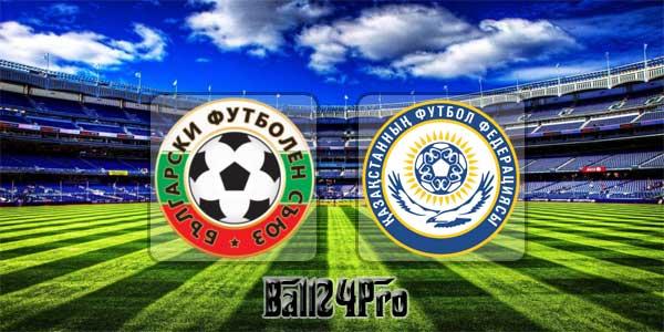 ไฮไลท์ฟุตบอล กระชับมิตร บัลแกเรีย 2-1 คาซัคสถาน 26-3-2018