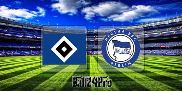 ไฮไลท์ฟุตบอล บุนเดสลีกา ฮัมบูร์ก 1-2 แฮร์ธ่า เบอร์ลิน 17-3-2018