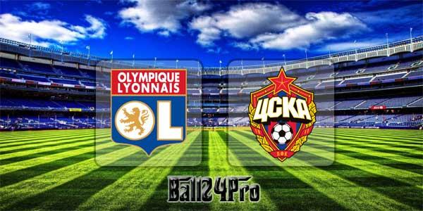 ไฮไลท์ฟุตบอล ยูฟ่า ยูโรปาลีก โอลิมปิก ลียง 2-3 ซีเอสเคเอ มอสโก 15-3-2018
