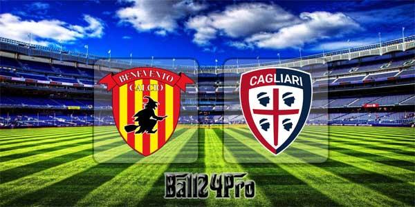 ไฮไลท์ฟุตบอล เซเรียอา เบเนเวนโต้ 1-2 กายารี 18-3-2018