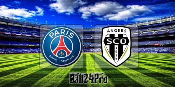 ดูบอลย้อนหลัง ลีกเอิง ปารีส แซงต์แชร์กแมง vs อองเช่ร์ 14-3-2018