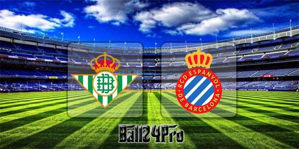 ไฮไลท์ฟุตบอล ลาลีกา เรอัลเบติส 3-0 เอสปันญอล 17-3-2018
