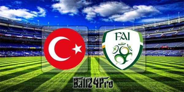 ไฮไลท์ฟุตบอล กระชับมิตร ตุรกี 1-0 ไอร์แลนด์ 23-3-2018