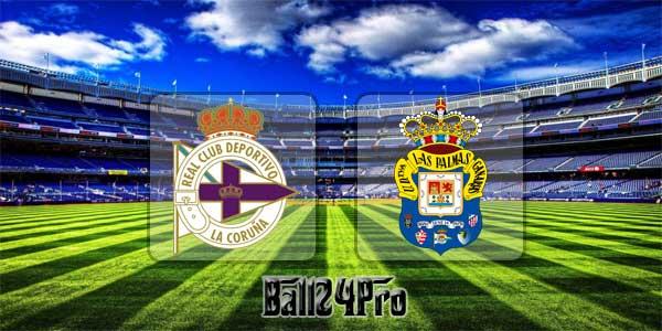ไฮไลท์ฟุตบอล ลาลีกา เดปอร์ตีโบเดลาโกรูญา 1-1 ลาส พัลมาส 17-3-2018