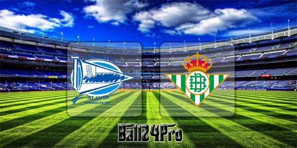 ไฮไลท์ฟุตบอล ลาลีกา อลาเบส 1-3 เรอัลเบติส 12-3-2018