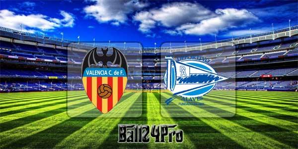 ไฮไลท์ฟุตบอล ลาลีกา บาเลนเซีย 3-1 อลาเบส 17-3-2018