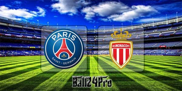 ดูบอลย้อนหลัง คูป เดอ ลา ลีก ปารีส แซงต์แชร์กแมง vs โมนาโก 31-3-2018