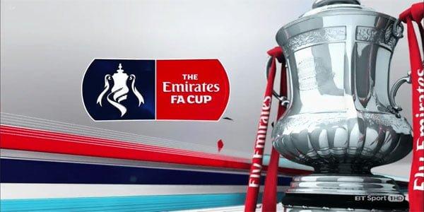 ไฮไลท์ฟุตบอล เอฟเอคัพ FA Cup Highlights