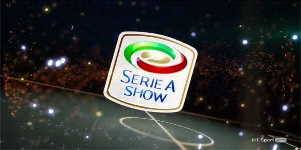 ไฮไลท์ฟุตบอล เซเรียอา อิตาลี Serie A Show 22-3-2018