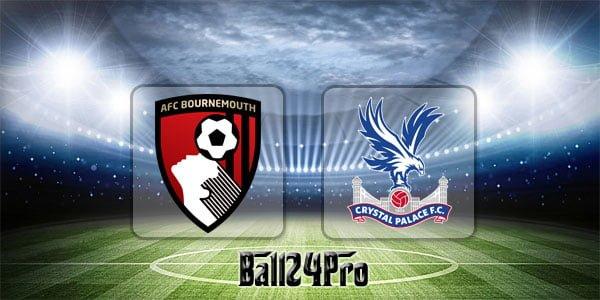 ไฮไลท์ฟุตบอล พรีเมียร์ลีก บอร์นมัธ 2-2 คริสตัล พาเลซ 7-4-2018