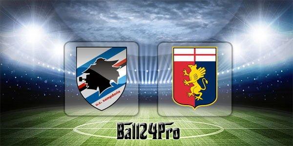 ไฮไลท์ฟุตบอล เซเรียอา ซามพ์โดเรีย 0-0 เจนัว 7-4-2018