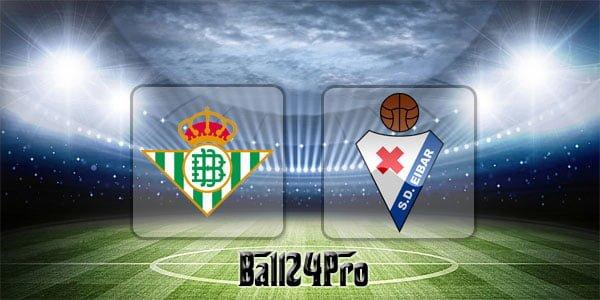 ไฮไลท์ฟุตบอล ลาลีกา เรอัลเบติส 2-0 เออิบาร์ 7-4-2018