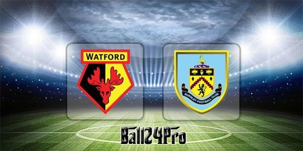 ไฮไลท์ฟุตบอล พรีเมียร์ลีก วัตฟอร์ด 1-2 เบิร์นลี่ย์ 7-4-2018