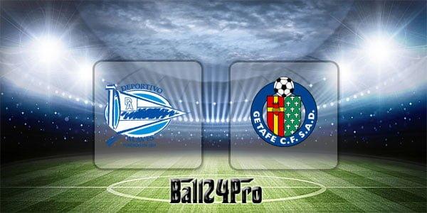 ไฮไลท์ฟุตบอล ลาลีกา สเปน อลาเบส 2-0 เกตาเฟ่ 7-4-2018