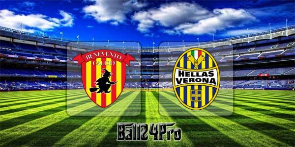 ไฮไลท์ฟุตบอล เซเรียอา เบเนเวนโต้ 3-0 เวโรน่า 4-4-2018