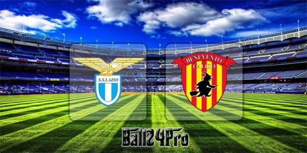 ไฮไลท์ฟุตบอล เซเรียอา ลาซิโอ 6-2 เบเนเวนโต้ 31-3-2018