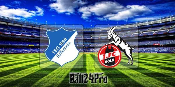 ไฮไลท์ฟุตบอล บุนเดสลีกา ฮอฟเฟนไฮม์ 6-0 โคโลญจน์ 31-3-2018