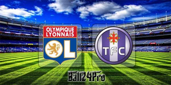 ไฮไลท์ฟุตบอล ลีกเอิง ฝรั่งเศส ลียง 2-0 ตูลูส 1-4-2018