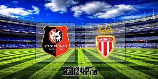 ไฮไลท์ฟุตบอล ลีกเอิง ฝรั่งเศส แรนส์ 1-1 โมนาโก 4-4-2018