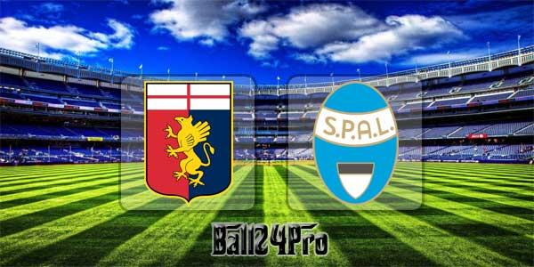 ไฮไลท์ฟุตบอล เซเรียอา เจนัว 1-1 สปอล 2013 31-3-2018