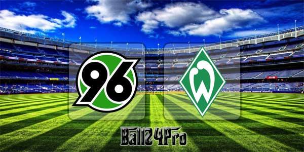 ไฮไลท์ฟุตบอล บุนเดสลีกา ฮันโนเวอร์ 96 2-1 แวร์เดอร์ เบรเมน 6-4-2018