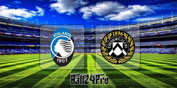 ไฮไลท์ฟุตบอล เซเรียอา อตาลันต้า 2-0 อูดิเนเซ่ 31-3-2018