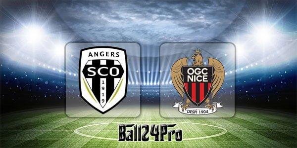 ไฮไลท์ฟุตบอล ลีกเอิง ฝรั่งเศส อองเช่ร์ 1-1 นีซ 13-4-2018
