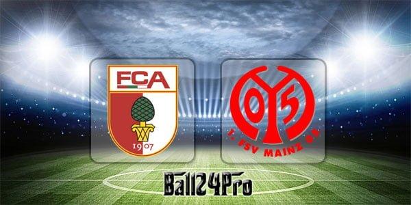 ไฮไลท์ฟุตบอล บุนเดสลีกา เอาก์สบวร์ก 2-0 ไมนซ์ 22-4-2018