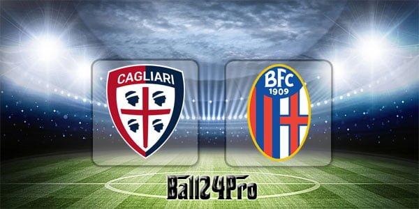ไฮไลท์ฟุตบอล เซเรียอา กายารี่ 0-0 โบโลญญ่า 22-4-2018