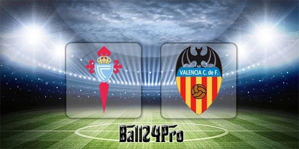 ไฮไลท์ฟุตบอล ลาลีกา เซลต้า บีโก้ 1-1 บาเลนเซีย 21-4-2018