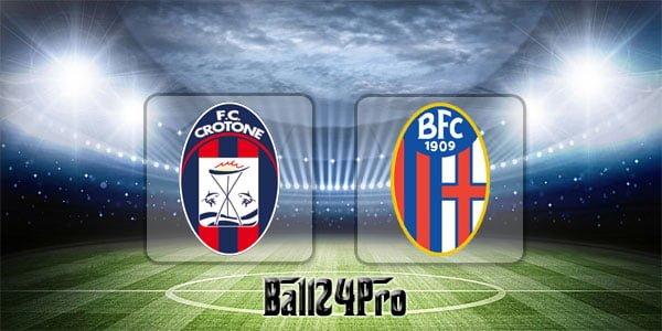 ไฮไลท์ฟุตบอล เซเรียอา โครโตเน่ 1-0 โบโลญญ่า 8-4-2018