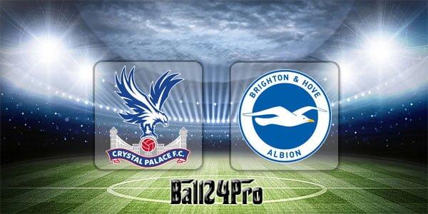 ไฮไลท์ฟุตบอล พรีเมียร์ลีก อังกฤษ คริสตัล พาเลซ 3-2 ไบรท์ตัน 14-4-2018