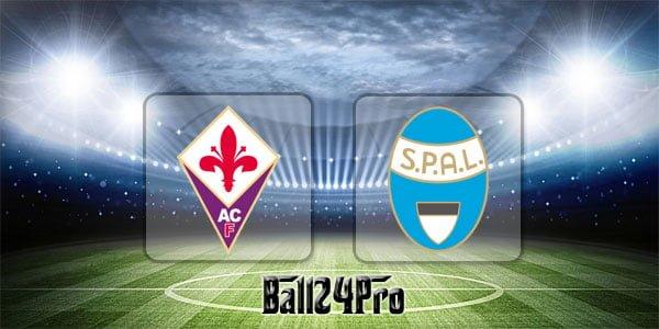 ไฮไลท์ฟุตบอล เซเรียอา ฟิออเรนติน่า 0-0 สปอล 15-4-2018