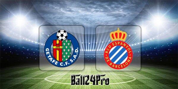 ไฮไลท์ฟุตบอล ลาลีกา เกตาเฟ่ 1-0 เอสปันญอล 15-4-2018