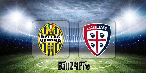 ไฮไลท์ฟุตบอล เซเรียอา อิตาลี เวโรน่า 1-0 กายารี่ 8-4-2018
