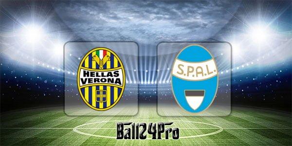 ไฮไลท์ฟุตบอล เซเรียอา เวโรน่า 1-3 สปอล 29-4-2018