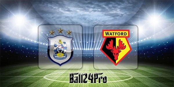 ไฮไลท์ฟุตบอล พรีเมียร์ลีก ฮัดเดอร์ฟิลด์ 1-0 วัตฟอร์ด 14-4-2018