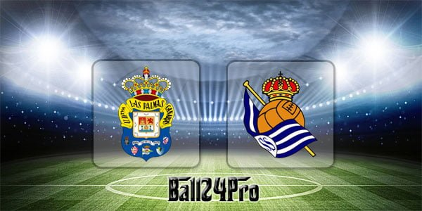 ไฮไลท์ฟุตบอล ลาลีกา ลาส พัลมาส 0-1 เรอัล โซเซียดาด 14-4-2018