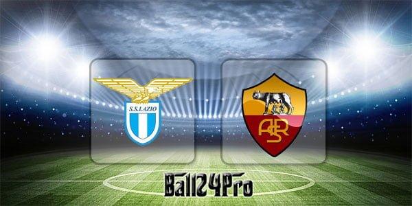 ดูบอลย้อนหลัง เซเรียอา อิตาลี ลาซิโอ vs โรม่า 15-4-2018
