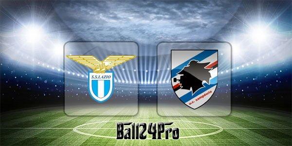 ไฮไลท์ฟุตบอล เซเรียอา ลาซิโอ 4-0 ซามพ์โดเรีย 22-4-2018