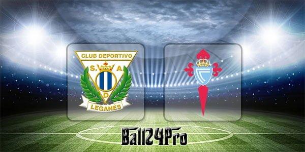 ไฮไลท์ฟุตบอล ลาลีกา เลกาเนส 1-0 เซลต้า บีโก้ 14-4-2018
