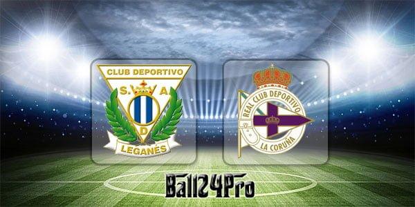 ไฮไลท์ฟุตบอล ลาลีกา เลกาเนส 0-0 ลา กอรุนญ่า 20-4-2018