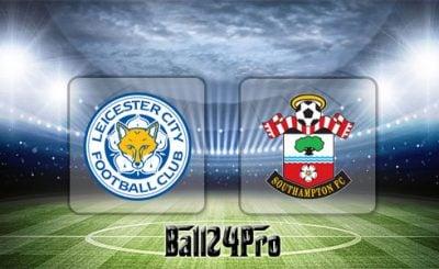 ไฮไลท์ฟุตบอล พรีเมียร์ลีก เลสเตอร์ 0-0 เซาแธมป์ตัน 19-4-2018