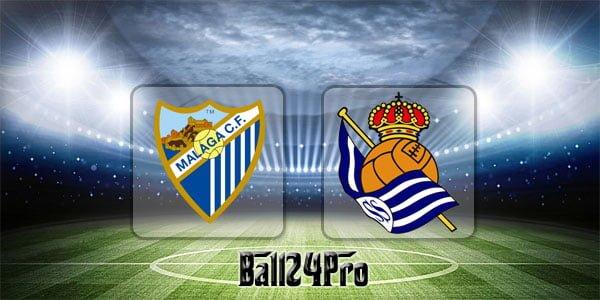 ไฮไลท์ฟุตบอล ลาลีกา มาลาก้า 2-0 เรอัลโซเซียดาด 22-4-2018