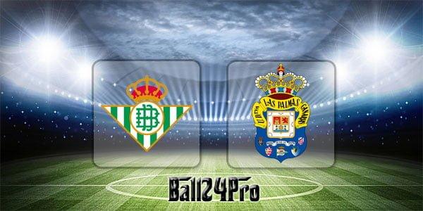 ไฮไลท์ฟุตบอล ลาลีกา เรอัลเบติส 1-0 ลาส พัลมาส 19-4-2018